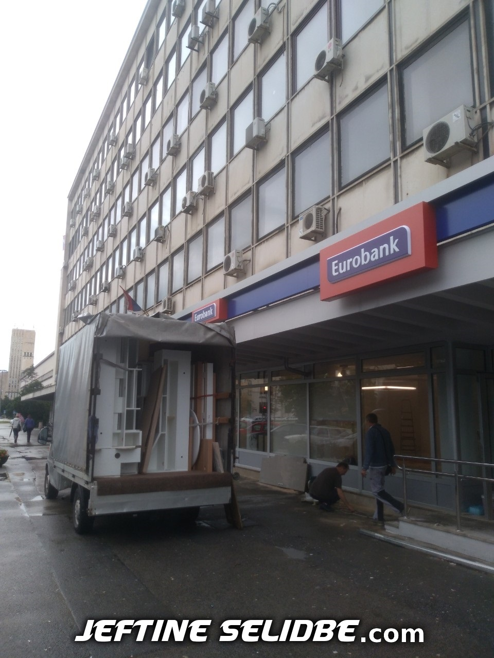 Transport i Dostava Novi Sad